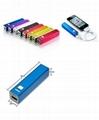USB Mini Universal External Lithium Battery 2600mAh Power Bank (TPS2211) 3