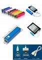 USB Mini Universal External Lithium Battery 2600mAh Power Bank (TPS2211) 4