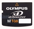 1GB XD Picture Cards, Memory Card
