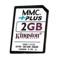 MMC+Plus Card, memory card