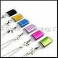 Necklace Shape USB Flash Drive with