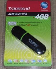 Transcend USB Smart Thumb Flash Drive