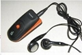 Bluetooth Stereo Headset with Digital FM Radio and Built-in Buzzer