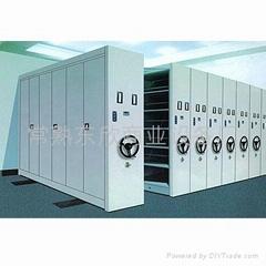 福州移动档案架型密集架