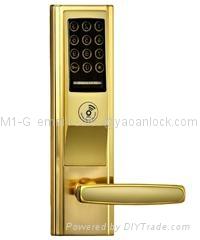 RFID keypad door lock