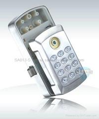 Keypad cabinet lock password locker lock