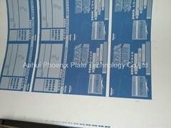 THERMAL CTP PLATE plancha de impresión--GOOD PRESSRUN