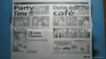 COMMERICAL NEWSPAPER PRINT-OFFSET/CONVENTIONAL NEGATIVE PS PLATE