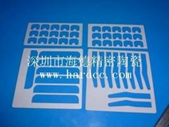 激光劃線切割陶瓷片