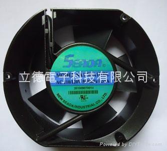 SEADA   軸流風扇SA1725A2HBL   2