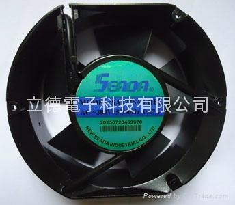 SEADA   軸流風扇SA1725A2HBL   3