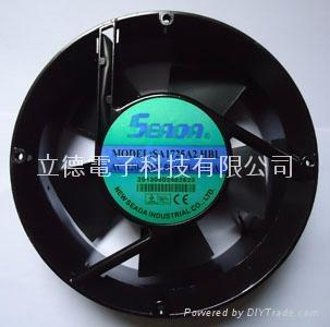 SEADA   軸流風扇SA1725A2HBL   5