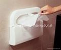 Dispenser for toilet seat cover 2