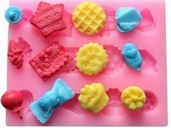 供应糖果蛋糕巧克力模具用液体硅橡胶
