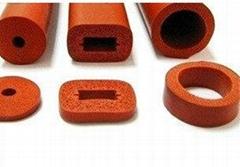 供应聚成挤出和压延和模压硅胶发
