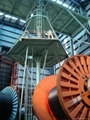 Vertical Type Seabed-cable Machine 3