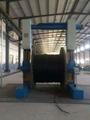 龙门式收排放线架