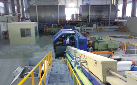 UL+Z-1800+255/12 Copper Rod Continuous Casting and Rolling Line 1