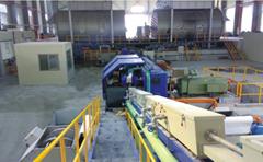 UL+Z-1800+255/12型銅杆連鑄連軋生產線