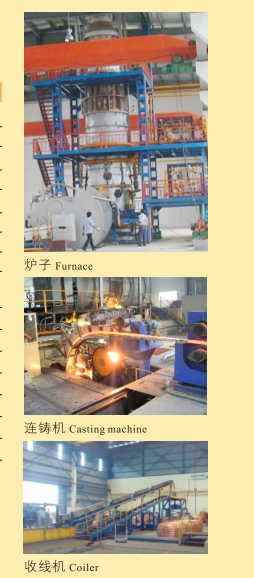 UL+Z-1800+255/12 Copper Rod Continuous Casting and Rolling Line 3