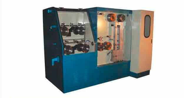 Fine Copper Wire Drawing Machine with Annealer 1