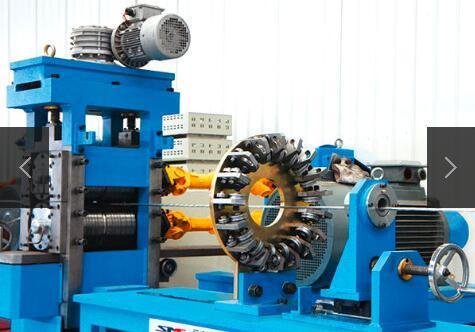 Double Twisting Bunch Machine 1