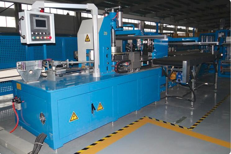 Cabe Coiling and Packing Machine 1