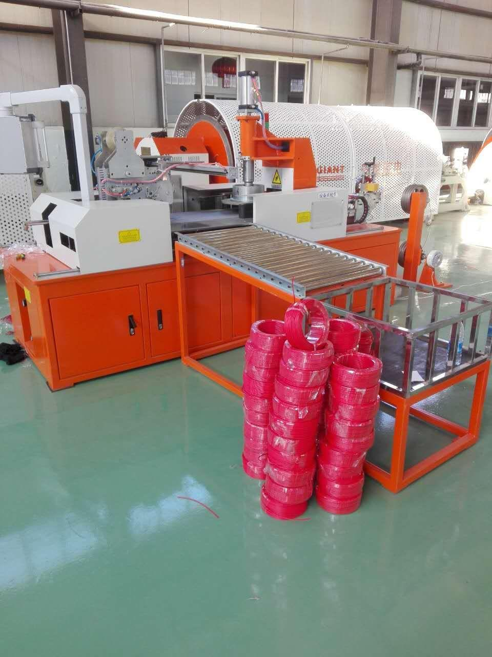 Cabe Coiling and Packing Machine 6