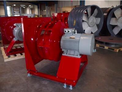 HINV系列空调箱用无壳风机 1