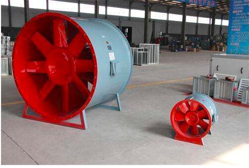 HINV系列空调箱用无壳风机 5