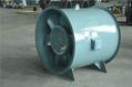 大型可调角度轴流风机-汽车实验室 3
