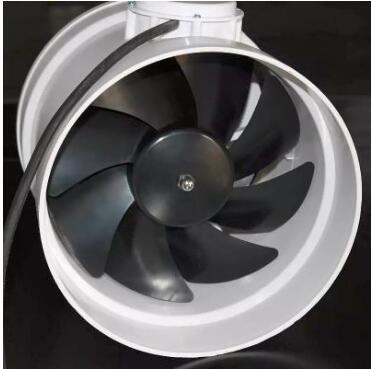 大型可调角度轴流风机-汽车实验室 5