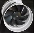 大型可調角度軸流風機-汽車實驗室 5