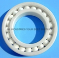 Full ceramic bearing ZrO2 material