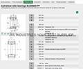 CYLINDRICAL ROLLER BEARINGS SL045020 PP