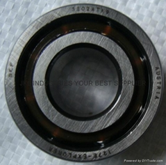 ANGULAR CONTACT BALL BEARINGS 3202-BD-2Z-TVH