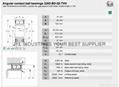 ANGULAR CONTACT BALL BEARINGS 3202-BD-2Z-TVH