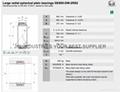 FAG RADIAL SPHERICAL PLAIN BEARINGS GE600DW-2RS