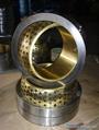 FAG RADIAL SPHERICAL PLAIN BEARINGS GE500DW-2RS