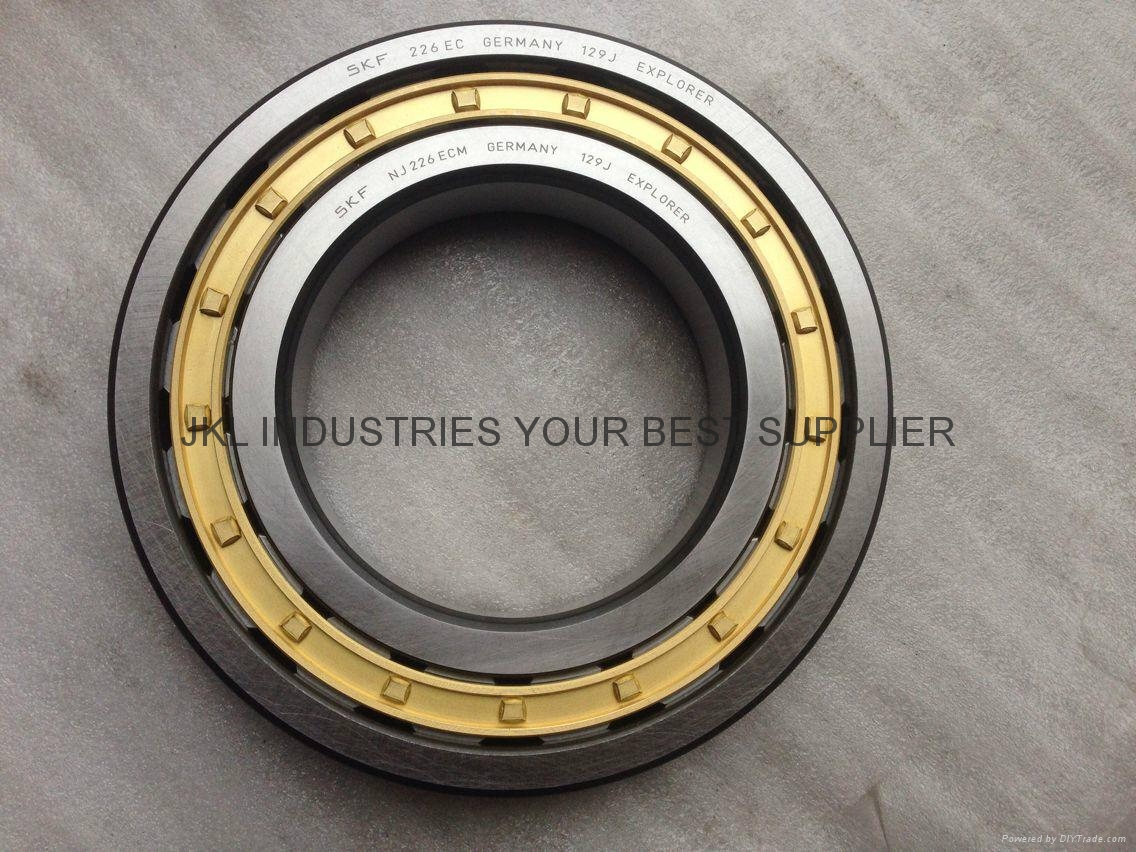 SKF NJ 221ECML Cylindrical roller bearings 8