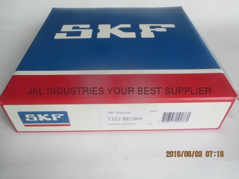 SKF 7322 BECBM Angular contact ball Bearings 3