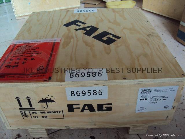 FAG   22334A.MA.T41A Angular contact ball bearings 2