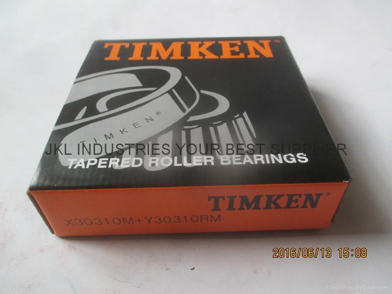 TIMKEN  X30310M+Y30310RM  Tepered Roller Bearings 3