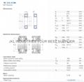 SKF  NJ 224 ECM   Cylindrical Roller Bearings