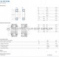 SKF   NJ 309 ECML/C3   Cylindrical Roller Bearings