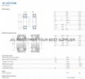 SKF  NJ2319 ECML/C3  Cylindrical Roller Bearings