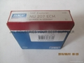 SKF  NU207 ECM Cylindrical Roller Bearings