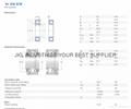 SKF  NJ 306 ECM   Cylindrical Roller Bearings