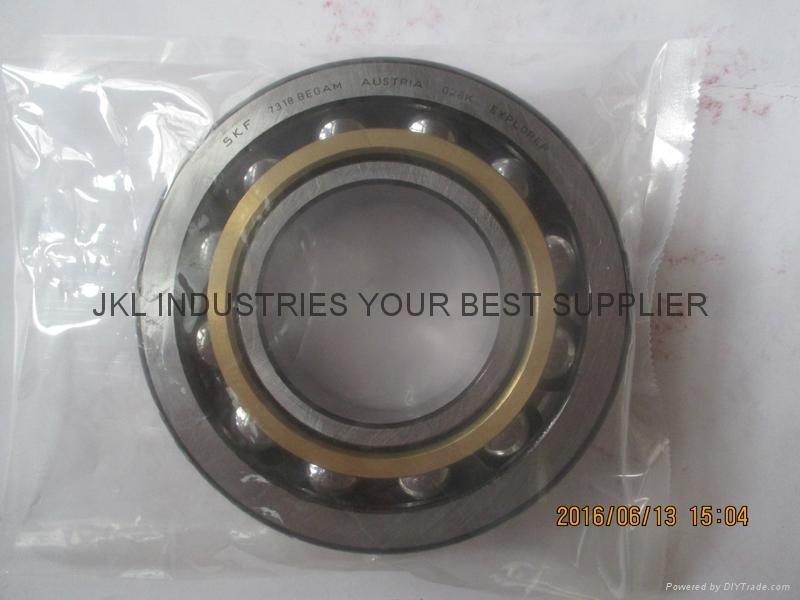 SKF  7318BEGAM   Angular Contact Ball bearings 3