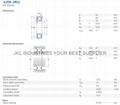 SKF  6308-2RS1/C3   Deep Groove Ball Bearings